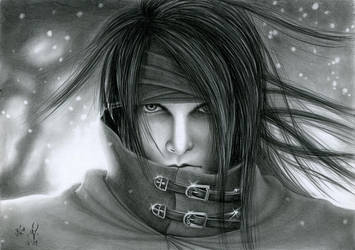 Vincent From Final Fantasy VII by watracz