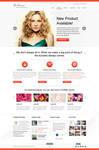 Harmony HTML5 Template by watracz