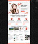 Harmony WordPress Theme by watracz