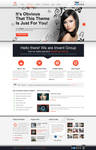 Limitless HTML5 Template by watracz