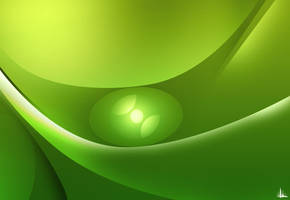 Mac Style Theme-Green by Viscocent