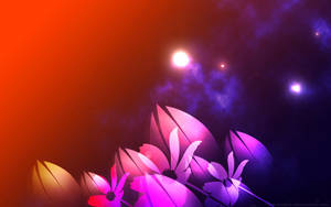 Night Flowers 2 by Viscocent