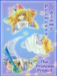 Princess Alomy by Blumye
