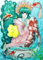 Siren by Blumye