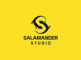 Salamander Studio - logo by Funialstwo