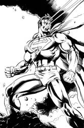 Superman Ink by JPR04