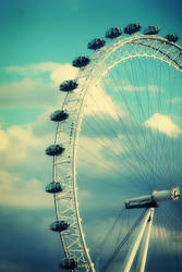 The London Eye by eclecticminds