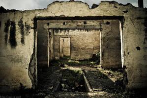 Ruins by Cozmec