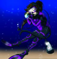 Pearly Sea Neko by Severflame