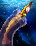 Deep Sea Daisy by Severflame