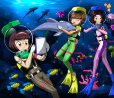 Tomoyo's Scuba Creations by Severflame