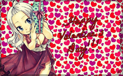 Happy Valentine's Day!! by TheDemonLady