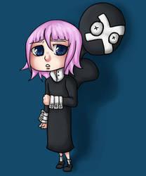 Soul Eater: Chrona by Virenn