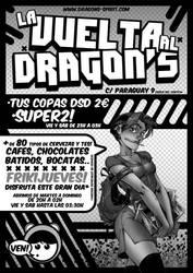 La vuelta al Dragon's by bansyone