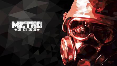 Metro 2033 Wallpaper by Paulskii by Paulskii