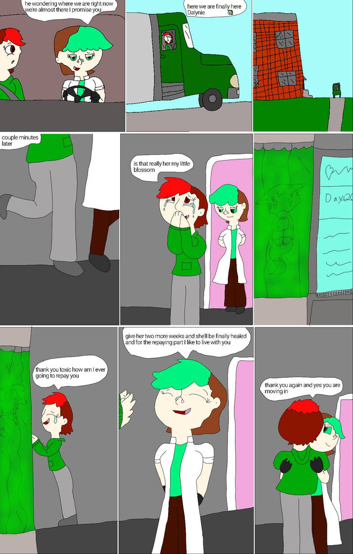 I'm still here part 29 by dalynie123