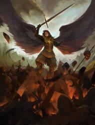 Archangel by maxprodanov