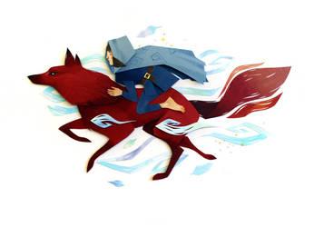 Firefox by plutonia