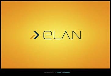 ELAN LOGOTYPE by code2