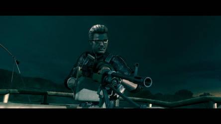 Gunner Wesker by RedDevil00