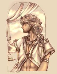 Apollo Promises Rain - for Jul by mree
