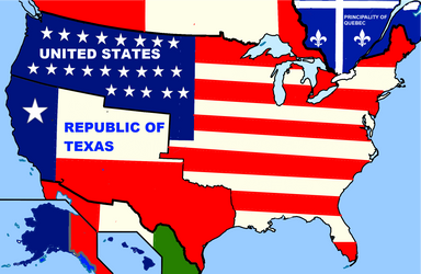 My Alternate Usa Map By Bartokassualtdude94 On Deviantart