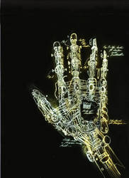 my hand by keznkaiser
