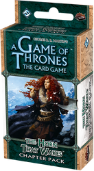 Ygritte on A Game of Thrones - The Card Game by Mariana-Vieira