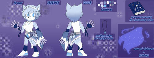 Nova ref 2018 by Sanctus-san