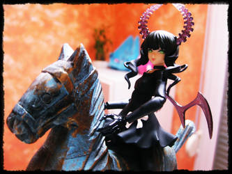 The Knight by Karinui