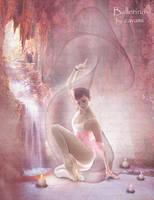 Ballerina by CaryAndFrankArts