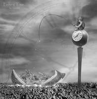 Fishing Time by CaryAndFrankArts