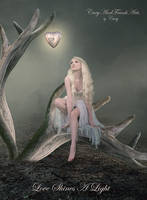 Love Shines A Light by CaryAndFrankArts