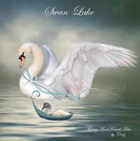 Swan Lake by CaryAndFrankArts