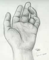 I has a HAND by turtlegirlman