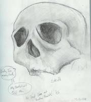 Bad teeth MrSkull by turtlegirlman
