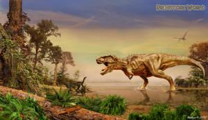 Prehistoric World by batkya