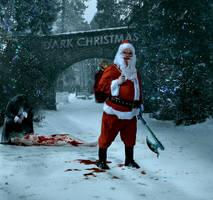 Dark Christmas by batkya
