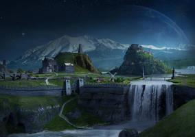 Star land by batkya
