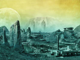 Past-and-future by batkya