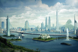 Metropolis by batkya