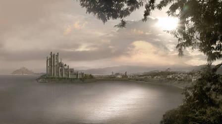 King's Landing by batkya