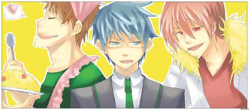 Nico: Gero + Neru + ASK by akiaki-chan