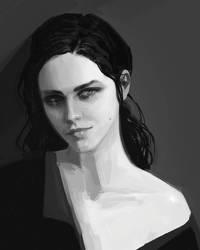 Edda - Original Character by Nemca