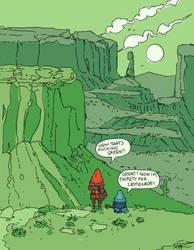 The Emerald Wizard 1 by Nemca