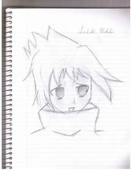 Sasuke as a kid by watashiwaITACHI
