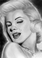 Marilyn Monroe by marianne481
