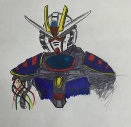 Gundam 2 by huntersmoon177