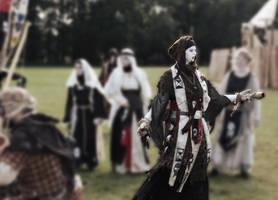 Apothecarii [costume] CoM LARP by L0u1sa