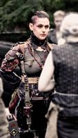 Mrs Widow [costume] Wasteland LARP by L0u1sa